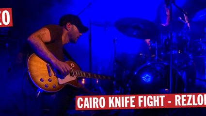 Cairo Knife Fight - Rezlord (Live)