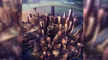 Foo Fighters Announce New Album Sonic Highways