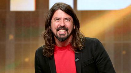 Dave Grohl Is A Father Again