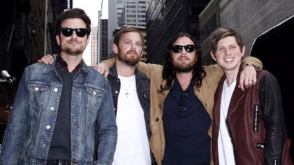 Kings Of Leon Cancel More Shows Following Bus Accident