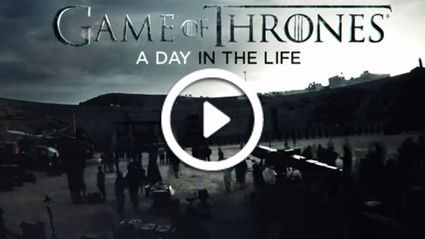 Game Of Thrones - A Day In The Life