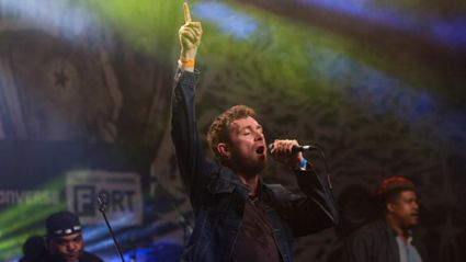 Damon Albarn's 'Everyday Robots' Nominated For Mercury Prize