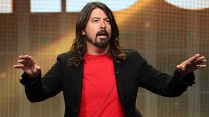 "Foo Fighters New Album ""Takes A Left Turn"""
