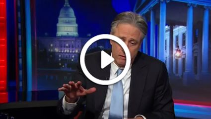 Jon Stewart Announcing He's Leaving 'The Daily Show'