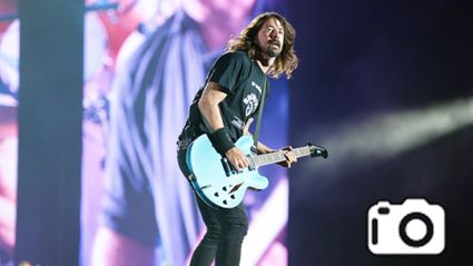 Foo Fighters Live In Auckland