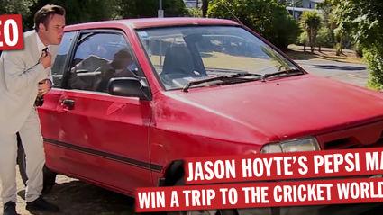 Pepsi Max Moment - Jason Hoyte
