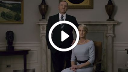 House Of Cards: Season 3 - New Trailer
