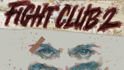 Preview Of New 'Fight Club 2' Comic Book