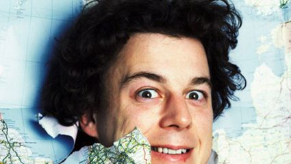 Alan Davies Interview
