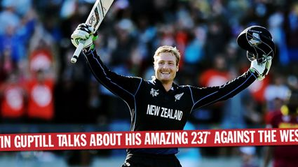 Marty Guptill Talks About His AMAZING 237*