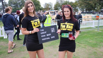 The Great Kiwi Beer Festival 2015