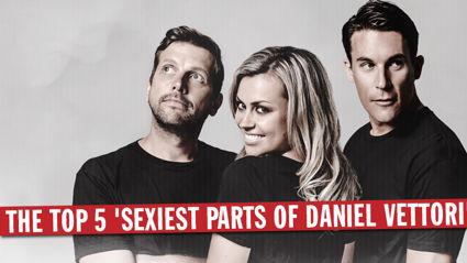 The Top 5 'Sexiest Parts Of Daniel Vettori'