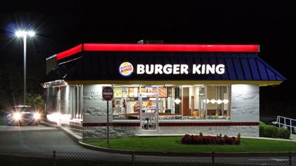 Burger King Is Paying For A Couple Named Burger And King To Get Married
