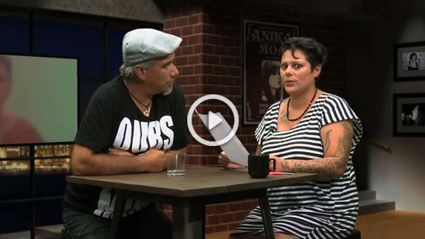 Face-To-Face With Anika Moa: Warren Maxwell