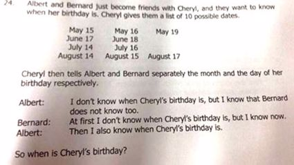 This Maths Problem For 14 Year-Old Kids Is Confusing Adults Worldwide