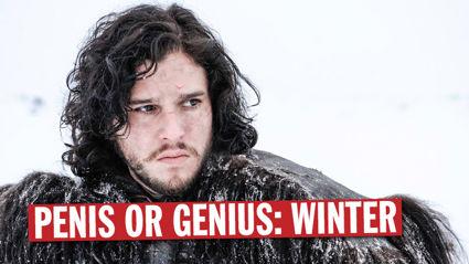 Penis Or Genius: Winter