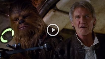 Star Wars: The Force Awakens - Trailer #2