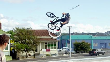 Red Bull 'Tip To Tail' - Episode Three