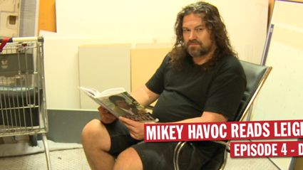 Mikey Havoc Reads Leighton Smith - Episode 4