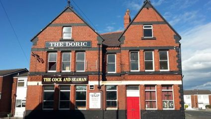 "100 Year Old Pub Changes It's Name To ""The Cock And Seaman"""