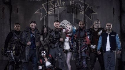 First Look At The Cast Of Suicide Squad