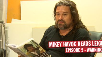 Mikey Havoc Reads Leighton Smith - Episode 5