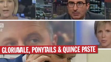 TV Junkie: Gloriavale, Ponytails & Quince Paste