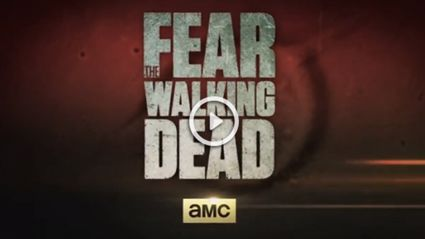 Walking Dead Spin-Off Show Starts Filming, Stars Cliff Curtis