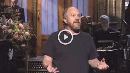 Louis CK Slammed For Child Molester Joke