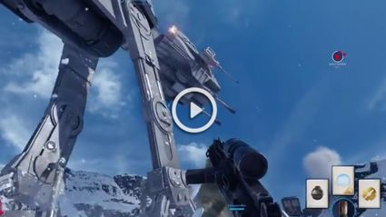 Star Wars: Battlefront - Multiplayer Gameplay