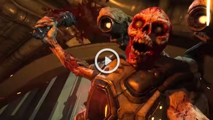 DOOM - E3 2015 - Gameplay Trailer