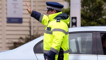 Police Defend Maori Motorists Strategy