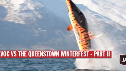 Mikey Havoc Vs The Queenstown Winterfest - Part II