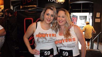 Radio Hauraki Kiwipong World Series 2015 Auckland
