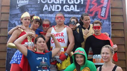 Tough Guy And Gal Challenge Auckland