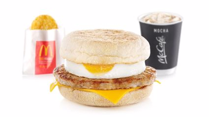 McDonald's Launches All-Day Breakfast In Australia