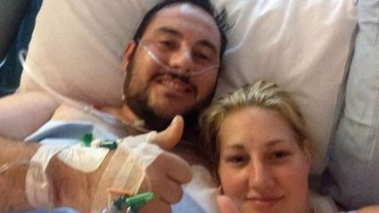Hero Who Used His Body As A Human Shield To Protect His Fiance During Tunisia Massacre Has Been Released From Hospital
