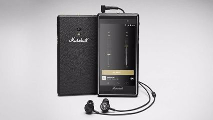 Marshall Release Details On Their New Smart Phone And It's Glorious!