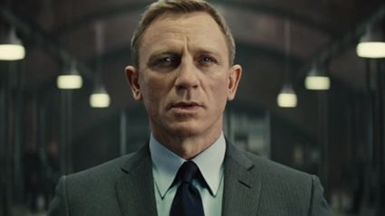 SPECTRE – Official Trailer