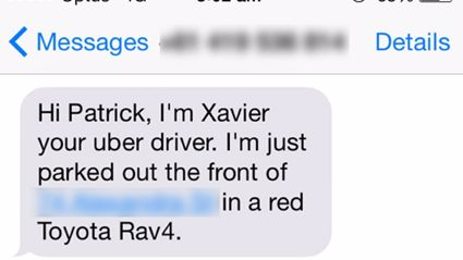 Xavier The Uber Driver Hero We All Need