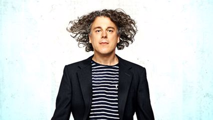 Angie Boyd Interviews Alan Davies