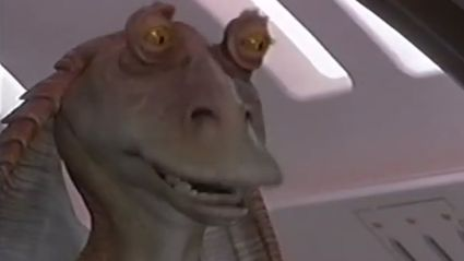 Michael Jackson Reportedly Wanted To Play Jar Jar Binks