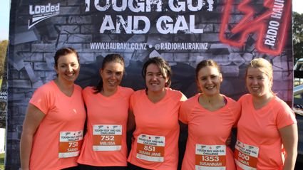 Loaded Tough Guy And Gal Challenge 2015 Napier