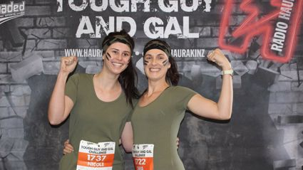 Loaded Tough Guy And Gal Challenge Rotorua