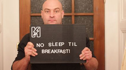 Hauraki Breakfast Chat With Leigh Hart About No Sleep Til Breakfast