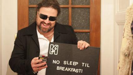Hauraki Breakfast Interviews Mikey Havoc About 'No Sleep Til Breakfast'