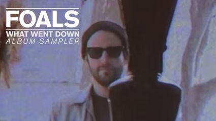 Foals - What Went Down (Official Album Sampler)