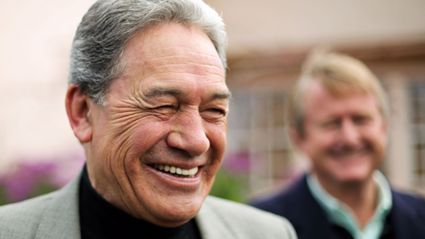 Hauraki Breakfast - Top 5 'Sexiest Things About Winston Peters'