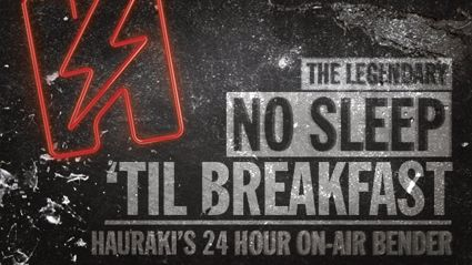 Hauraki Breakfast 'No Sleep Til Breakfast' 2015 Audio Highlights