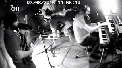 Foals - London Thunder (CCTV)